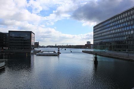 Copenhagen by bike
